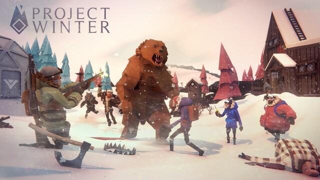 人狼サバイバル「Project Winter」Switch/PS4/PS5版が発売決定!!!!!!